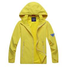 In Regenjacke JackenMäntelamp; Schneeanzüge Mädchen Gelb XkPO8n0w