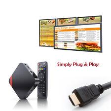 High-Definition Digital Signage Media Player including Signage Software