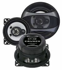 croquer GTI 42 Haut-parleur 10cm FIAT GRANDE PUNTO 3 type 199 à partir de 2005