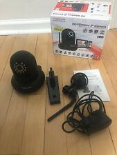 Foscam FI9821W V2 Wireless Indoor 1MP, IP Camera (Black, 720P, H.264)