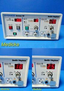 Smith & Nephew Dyonics 7205832 Access 40 Liters High Flow Insufflator~ 20873