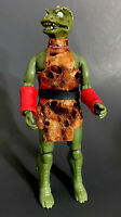 """MEGO Gorn Star Trek 8"""" Figure With Glow In The Dark Accents Loose No Packaging"""
