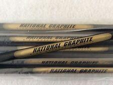National Graphite High Modulus Graphite Iron Shafts 370 Tip Stiff Flex 5-PW