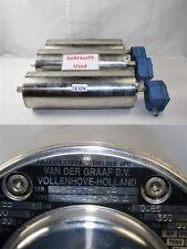 VAN DER GRAAF TM127A25-0475 Z Trommelmotor TM127 Förderband Rollenmotor