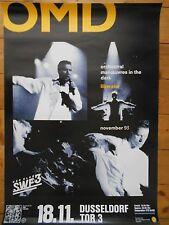 O M D-OMD 1993 Düsseldorf Orig. Concert Poster-concert affiche DIN a1.