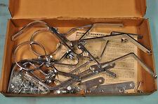 NOS 1973-74 Yamaha TX500 Bates Saddlebag Mounting Kit, TX 500