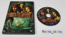DVD Pirates Des Caraibes : Le Secret Du Coffre Maudit