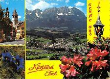 GG7339 grusse aus kitzbuhel tirol austria