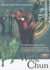 WING CHUN - THE SCIENCE OF IN-FIGHTING NEW DVD