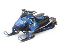 1/16 New Ray Polaris 800 Switchback PRO-X Snowmobile Blue 57783B