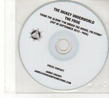(FU909) The Hickey Underworld, The Frog - 2012 DJ CD