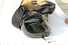 Gmax GM44S Full Face Snowmobile Helmet 3XL Black Extra Shield 614-4029 Cool Max