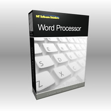 Word Processor 2016 Home and Student - Office Microsoft Windows
