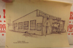 On3 On30 CRAFTSMAN PLACER,NEVADA& EL DORADO 3 STALL WOOD ENGINE HOUSE KIT NEW