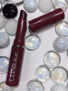 CLINIQUE Almost Lipstick in BLACK HONEY .04oz Deluxe Travel Size - NEW,FREE SHIP