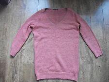 Atmosphere size 12 orange marl pattern jumper
