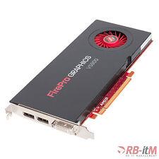 AMD FirePro V5900 - DVI - 2x DP 4K - 2GB GDDR5 - PCIe 2.1 x16 - 256 Bit