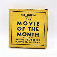 Joe Bonica Movie Of The Month No. 17 Gymnasium Jim