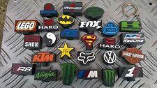 Custom Made 3D Valve Caps/Dust Caps Motocross X2 MTB VW BOYS TOYS CHRISTMAS