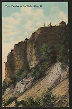 Three Pagodas on the Bluffs Alton Ill