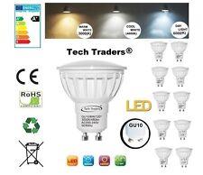 2 3 5 10 20 Pack LED GU10 3W 4W 5W (25 40 50 Watt Equiv) Reflector  Spotlight
