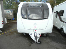 Sterling Sterling Eccles Topaz SE Touring Caravan    NOW SOLD!!!