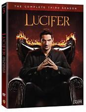 Lucifer Komplette Staffel / Season 3 [3x DVD] *NEU* Series Drei Englisch DVD