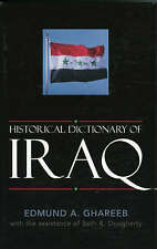 Historical Dictionary of Iraq (Historical Dictionaries of Asia, Oceania, and the