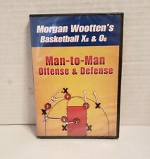 Man-to-Man Offense  Defense (DVD, 2004)  (M)