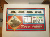 Roco 2005A Spur N Junior Set Starterpackung mit Rangier-Tenderlok BR 80 OVP