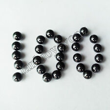 100pcs Ceramic Bearing  Ball Si3N4 G5  Dia 6.35mm 1/4''