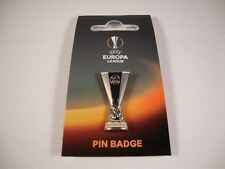 Uefa-europa league TM pin trofeo Cup Trophy vencedor Badge