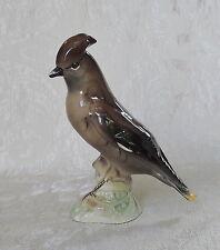 Porcelain Woodpecker Bird Hertwig Katzhutte 1930 Specht Picchio ceramica