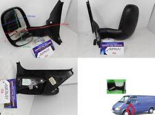 Specchio retrovisore Sinistro Sx completo elettrico braccio lungo Ford Transit 8