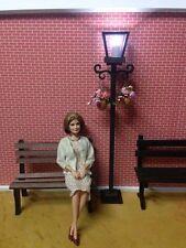 Doll house Road Lamp B ~ Scale 1:6 Pullip Blythe Momoko Monster Barbie Figure