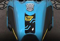 Paraserbatoio gel 3D per moto compatibile Yamaha tenere 700 tènèrè rally edition