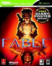 Fable by Prima Temp Authors Staff and Kaizen Media Group (2004, Paperback)