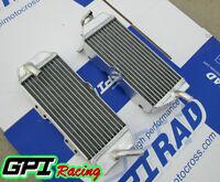 gpi Radiator Yamaha YZ450F YZF450 2003-2005 /WR450F WRF450 03-06 04 05 2004 2006