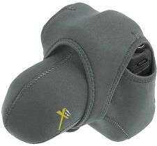 Reversible Stretchy Wrap Case Camera Bag For Sony NEX-6 NEX-6L NEX-7 NEX-F3 NEX3