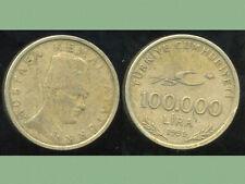 TURQUIE   100000 lira  1999   ( bis )