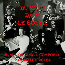 CD Du sang dans le soleil - Blood on the sun - Bande Originale du Film BOF - OST