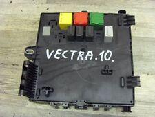 Opel Vectra C Sicherungskasten Relaiskasten 93176918 (10)