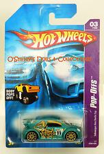 Hot Wheels VW VOLKSWAGON NEW BEETLE CUP_2007 Team POP-OFFS 3 of 4_K7556_MOC NEW