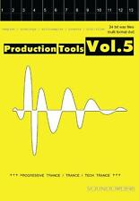 Production Tools Vol.5 Soundlibrary Soundorder DJ single samples Software NEU !!