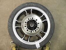 1983 Honda Shadow VT750 750 H605-1' front wheel rim 19n NICE w/ rotors