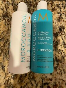 Moroccan Oil Hydrate shampoo & Conditioner set NEW w/ free shipping!