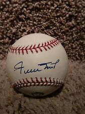 """Willie Mays Signed  Major League Baseball """"Say Hey"""" authentic"""