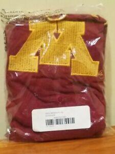 All Star Dogs XXL XX-Large Minnesota Golden Gophers Cheerleader Dress Red Gold