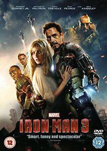 Iron Man 3 [DVD][Region 2]