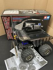 Tamiya #47329 1/24 Metal Dump Truck GF-01 Chassis, newly built limited edition!